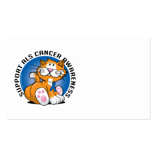 ALS Cat Business Card
