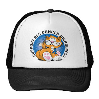 ALS Cat Trucker Hat