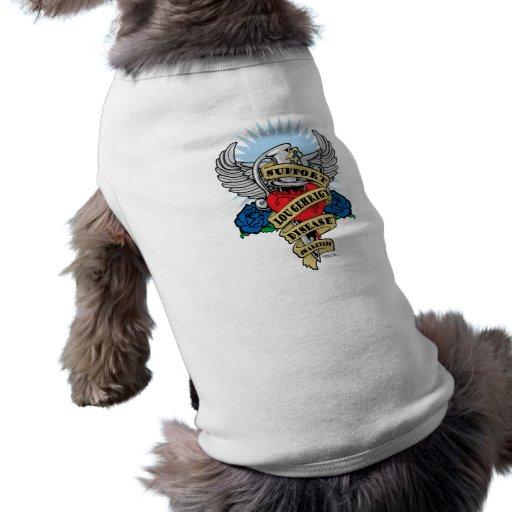 ALS Dagger Doggie T-shirt