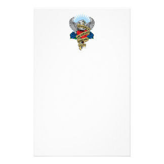 ALS Dagger Customized Stationery