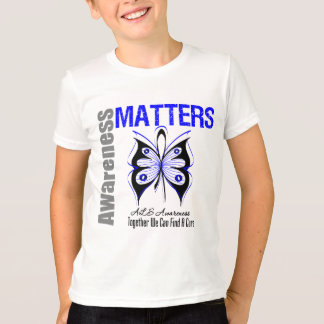 ALS Disease Awareness Matters T-Shirt