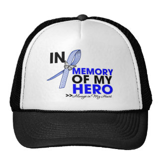 ALS Disease Tribute In Memory of My Hero Trucker Hat
