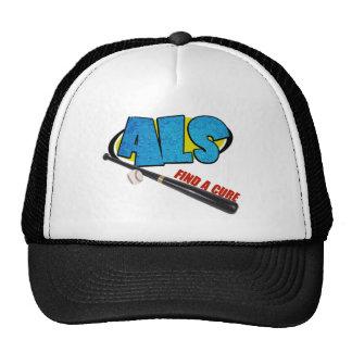 ALS FAC CAP/HAT TRUCKER HAT