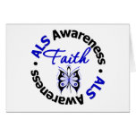 ALS Faith Scripted Butterfly Greeting Cards