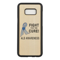 ALS: Fight for the Cure Carved Samsung Galaxy S8  Case