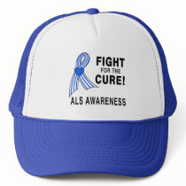 ALS: Fight for the Cure! Trucker Hat