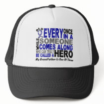 ALS Hero Comes Along 1 Grandfather Trucker Hat