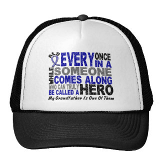 ALS Hero Comes Along 1 Grandfather Trucker Hat