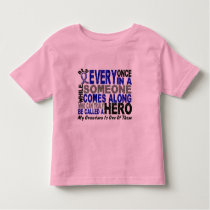 ALS Hero Comes Along 1 Grandma Toddler T-shirt