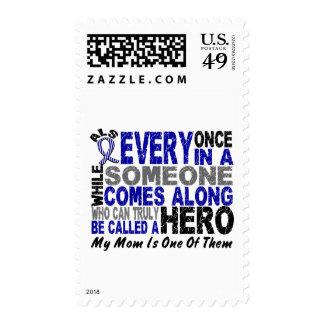 ALS Hero Comes Along 1 Mom Postage