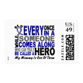 ALS Hero Comes Along 1 Mommy Stamp
