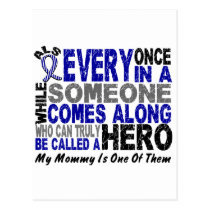 ALS Hero Comes Along 1 Mommy Postcard