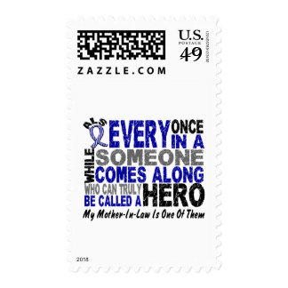 ALS Hero Comes Along 1 Mother-In-Law Postage