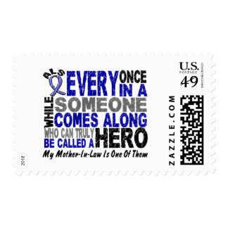 ALS Hero Comes Along 1 Mother-In-Law Stamp