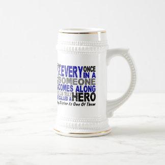 ALS Hero Comes Along 1 Sister Coffee Mugs