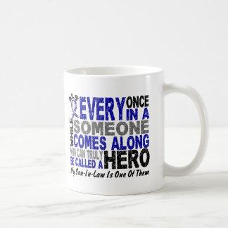 ALS Hero Comes Along 1 Son-In-Law Mugs