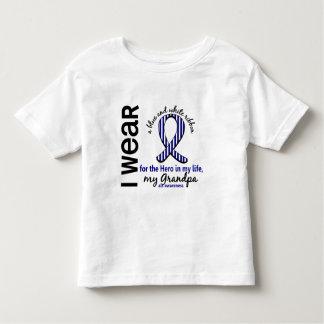 ALS Hero In My Life Grandpa 4 Toddler T-shirt