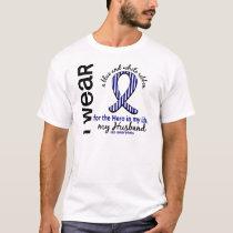ALS Hero In My Life Husband 4 T-Shirt