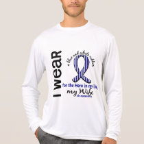 ALS Hero In My Life Wife 4 T-Shirt