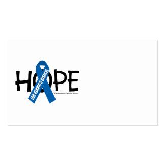 ALS Hope Business Card