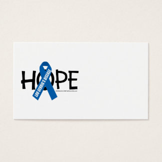 ALS Hope Business Card