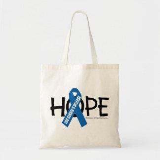 ALS Hope Tote Bag
