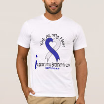 ALS I Support My Brother-In-Law T-Shirt