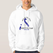 ALS I Support My Cousin Hoodie