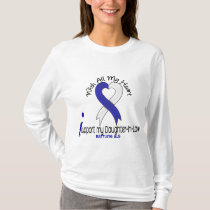 ALS I Support My Daughter-In-Law T-Shirt