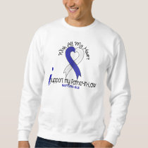ALS I Support My Father-In-Law Sweatshirt