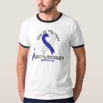ALS I Support My Granddaughter T-Shirt