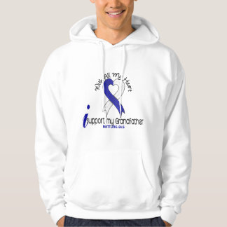 ALS I Support My Grandfather Hoodie