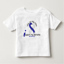 ALS I Support My Grandma Toddler T-shirt