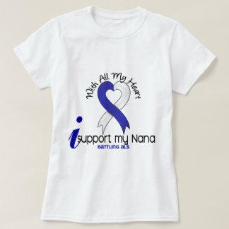ALS I Support My Nana T-Shirt