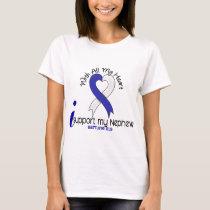 ALS I Support My Nephew T-Shirt