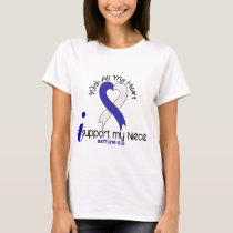 ALS I Support My Niece T-Shirt