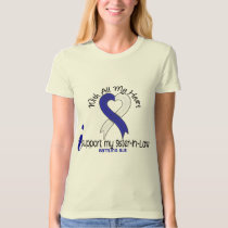 ALS I Support My Sister-In-Law T-Shirt