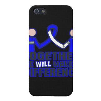ALS juntos diferenciaremos iPhone 5 Cárcasa