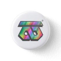 """ALS logo pin badge, small (3.2cm/1.25"""")"""