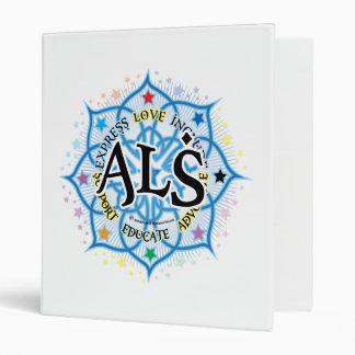 ALS Lotus Binder