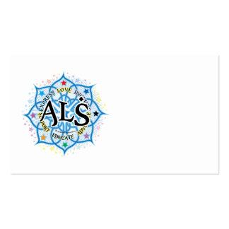 ALS Lotus Business Card