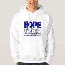 ALS Lou Gehrig's Disease HOPE 1 Hoodie
