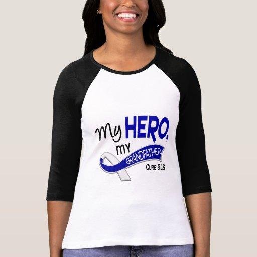 ALS mi abuelo mi héroe 42 T-shirts