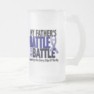 ALS mi batalla demasiado 1 padre Tazas De Café