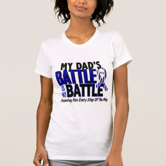 ALS mi batalla demasiado 1 papá Playera