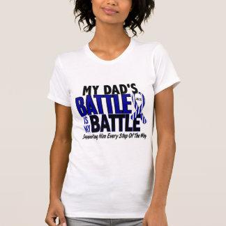 ALS mi batalla demasiado 1 papá Camiseta