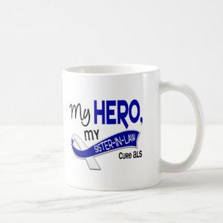 ALS mi cuñada mi héroe 42 Tazas