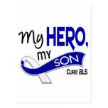 ALS mi hijo mi héroe 42 Postales