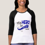 ALS mi madre mi héroe 42 Camisetas