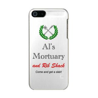 AL'S MORTUARY INCIPIO FEATHER® SHINE iPhone 5 CASE